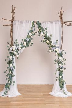 Wedding Wreaths, Wedding Ceremony Decorations, Wedding Arch Greenery, Fall Wedding Arches, Diy Wedding Arch Flowers, Indoor Wedding Arches, Homemade Wedding Decorations, Wedding Arch Rustic, Wedding Color Schemes