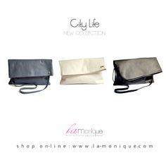 City Life Collection <3  www.la-monique.com Handbags #email:boutique@la-monique.com #www.la-monique.com #kolekcja #najnowsza #new #brand #marka #designer #lamonique #boutique #monikazontek #monika #poland #zontek #fashiondesigner #Monika Zontek #graphicdesigner #handbags #torebki #saszetki #wieczorowe #styl #elegancja #luksusowe #glamour #serce #heart #kolekcja #akcesoria #accesories #biżuteria #bransolety #bransoletkazłota #bransoletki #breloki #futro #lis #kopertówki #clutch #skórzane…