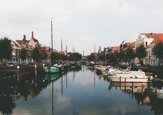 Delfshaven - 21 More Reasons to Love Rotterdam - Frances M. Thompson