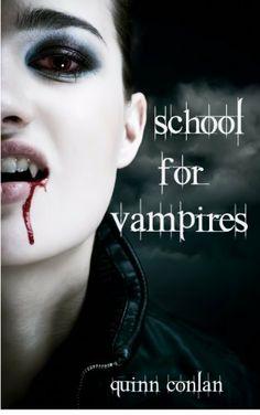 School for Vampires by Quinn Conlan, http://www.amazon.com/dp/B00AV1IKZK/ref=cm_sw_r_pi_dp_uEkvrb1KZ3PKC