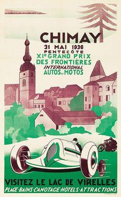 Grand Prix des Frontieres ~ Alfred Fosset
