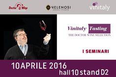 VELENOSI VINI ai VINITALY tasting di DoctorWine.  Daniele Cernilli Doctor Wine presenterà domenica 10 Aprile a #vinitaly2016 un tasting speciale dei migliori vini della guida Essenziale ai Vini d'Italia. Potete gustare i nostri migliori vini alla Hall 10 stand D2 alle ore 10.