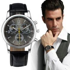 2016 Hot!! Mens Quartz Watch Clearance Sale