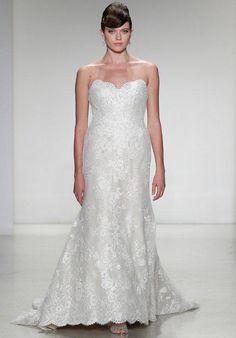 Matthew Christopher Annabelle Wedding Dress photo