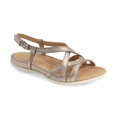 3238447f3 ECCO  Flash  Cross Strap Sandal
