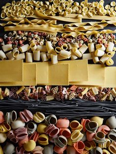 Behind-the-scenes at an artisanal pasta factory!