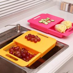 Multifunction Antibacterial PP Chopping Board-14.55 and Online Shopping | GearBest.com Mobile