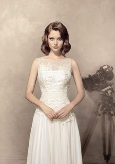 White Night by Moscow, Russia based photographer Andrey Yakovlev and Art-director Lili Aleeva for Papilio 2013