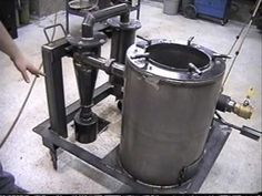 Gasifier Part 1 - Checking out the unit - YouTube
