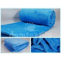 Luxusná deka z mikrovlákna 160 x nebeská modra - domtextilu. Bath Mat, Tv, Rugs, Home Decor, Farmhouse Rugs, Decoration Home, Room Decor, Television Set, Home Interior Design