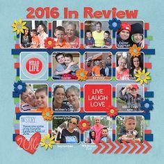 2016 In Review - Scrapbook.com