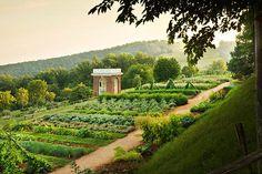 """Monticello - Thomas Jefferson, founding father & """"Founding Foodie"""""""