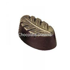 PC Chocolate Mold 1032 Chocolate Dreams, Chocolate Molds