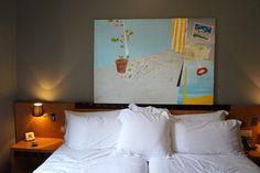 "Alejandro Castillo en ""Home-transit-home"", el proyecto expositivo de Columna JM (Galería Javier Marín) para Art and Breakfast 2 #ArtFair #Málaga #Arte #Art #ContemporaryArt #ArteContemporáneo #Arterecord 2016 https://twitter.com/arterecord"
