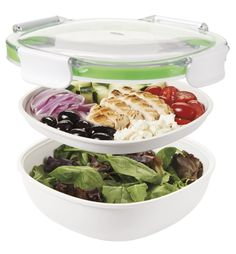 To-Go salad containers review
