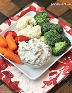 Dill Veggie Dip made with Greek yogurt. On program use Fat Free Greek Yogurt and either replace the mayo with more yogurt or use Walden Farms Mayo.