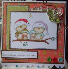 DigiStamp Boutique—Christmas Tweets