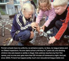 Please Indonesia, I hope after Election festival the Education will be the same as Finland does.