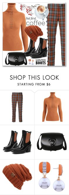 """Preppy Style"" by jecakns ❤ liked on Polyvore featuring Marco de Vincenzo and CC"