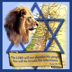 ~J Psalm 94:14 The Lord will not reject his people; he will not abandon his special possession.