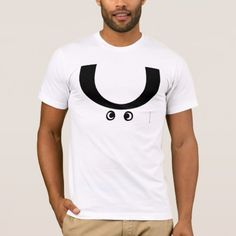 Shop Funny Deer Face T-Shirt created by StrangeStore. Personalize it with photos & text or purchase as is! Funny Deer, Laugh Out Loud, Funny Tshirts, Shirt Designs, Face, Mens Tops, T Shirt, Collection, Fashion