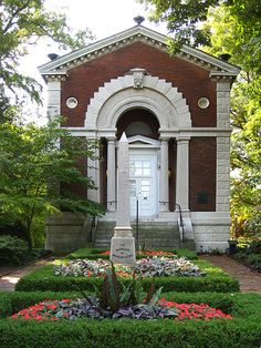Shaw's Garden, St. Louis, MO