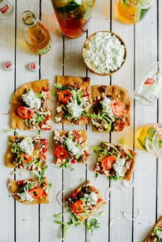Summer Entertaining with CAPI Drinks (Souvlaki For The Soul)
