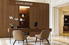호텔 컨시어지의 하이테크 미래