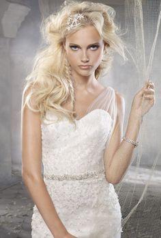 Alvina Valenta - 9160 - Wedding Dress