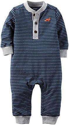 Carter's Baby Boys 1 Pc, Navy, 12 Months Carter's