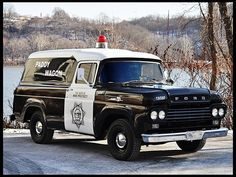 1959 Ford F350 Panel Truck. 460/350 HP, Auto.