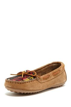 Emmy Casual Moccasin Shoe by Minnetonka on @HauteLook