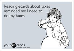 Don't Forget! June 15th! #expat #tax #funny