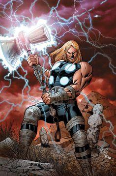 Thor (Character) - Comic Vine
