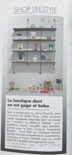 Lyon 1 boutique lifestyle: sacs, papeterie, bijoux, vaisselle, tapis, berbères, gamme pour le bain, coussins, luminaires, étagères...