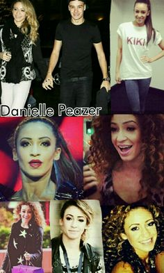 Danielle Peazer... AKA: the most beautiful woman in the world!!