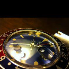 Blue Rolex GMT - 1972 -
