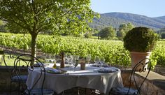 Small luxury hotel in Provence - Bastide de Marie : luxury property with hotel services in Provence (France)