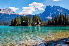 https://flic.kr/p/pU1qMu   Noon@Emerald Lake   Emerald Lake Lodge