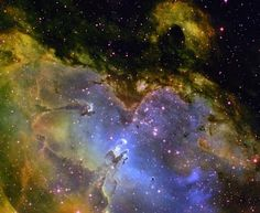 The #beauty of deep space.
