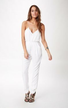 FINDERS KEEPERS THE SOMEDAY JUMPSUIT