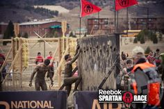 Are YOU strong enough to compete?  These Colorado Spartans are!! #SpartanRace #Fitness #Motivation
