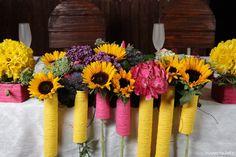 Spectacular Autumn Weddings (Orange & Yellow)