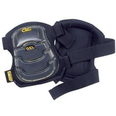 CLC 367 AirFlow™ Gel Kneepads - Black
