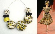 Beads Perles: ***Délie Délicas***