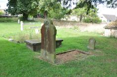 Hazleton St Andrew's headstone -160  http://www.bwthornton.co.uk/a-midsummer-mouse.php