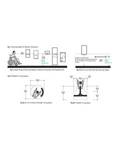 Ada Toilet Paper Holder Location With Weight And Grab Bar Installation Height With Ada Urinal