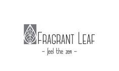 Fragrant Leaf mockup on Behance