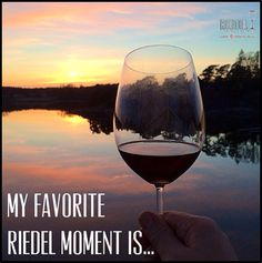What is your favorite #Riedel moment?