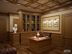 Офис юридической компании: интерьер, зd визуализация, офис, администрация, кабинет личный, кабинет руководителя, классицизм, ампир, неогрек, палладианство, 200 - 500 м2, интерьер #interiordesign #3dvisualization #office #administration #personalcabinet #officeofceo #classicism #200_500m2 #interior